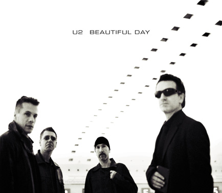 "94: ""BEATIFUL DAY"" - U2"