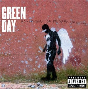 "54: ""BOULEVARD OF BROKEN DREAMS"" - GREEN DAY"