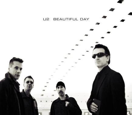 """94: """"BEATIFUL DAY"""" - U2"""