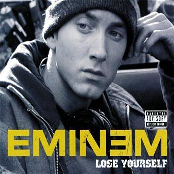 "44: ""LOSE YOURSELF"" - EMINEM"