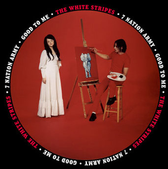 "11: ""SEVEN NATION ARMY"" - THE WHITE STRIPES"